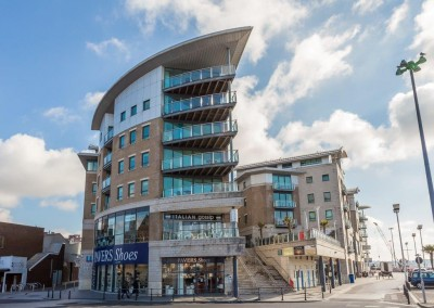 Dolphin Quays external