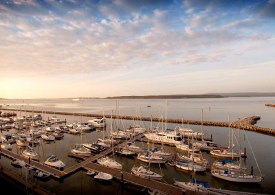 Early Morning Marina